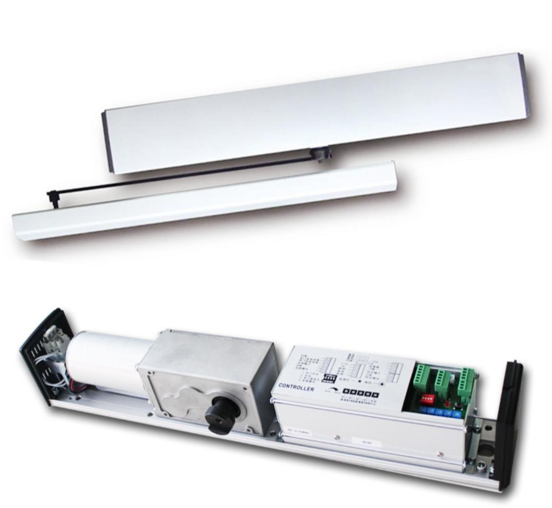 电动闭门器 90度自动平开门 宽电压版